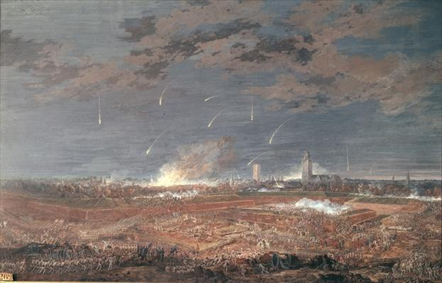 Attack on Berg-Op-Zoom, 4 a.m. 16th September 1746, 1786