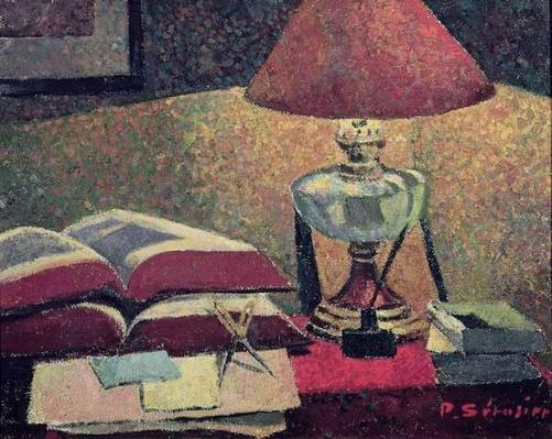 Under the Lamp