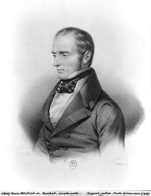 Portrait of Francois Xavier Bichat