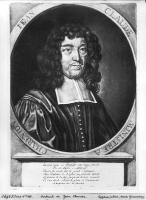 Portrait of Jean Claude