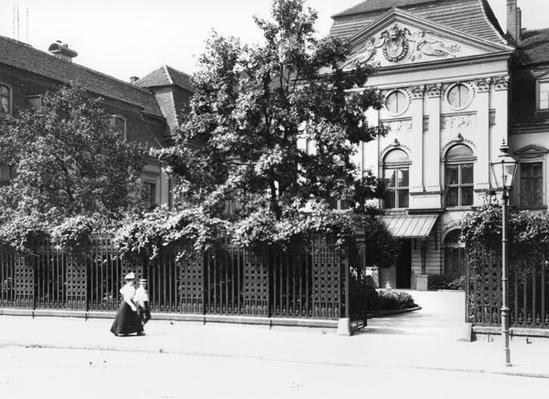 The Imperial Chancellery, Wilhelmstrasse, Berlin, c.1910