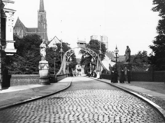 Bridge to the Cathedral, Breslau