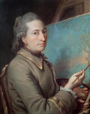 Portrait of Claude Dupin