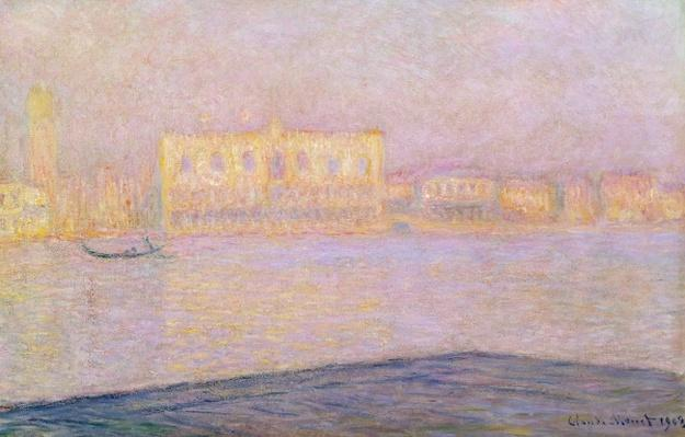 The Ducal Palace from San Giorgio, 1908