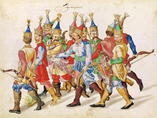 Janissaries, 1583