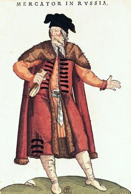 A Russian Merchant