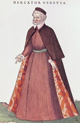 A Venetian Merchant