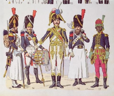 Grenadier Guards of the First Empire
