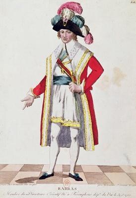 Paul Francois Jean Nicolas