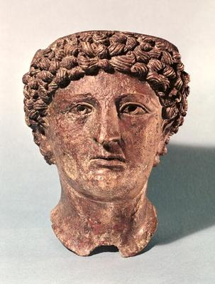 Head of Apollo, from Lillebonne