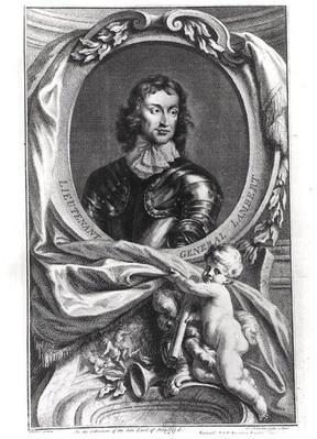 Portrait of Lieutenant General John Lambert