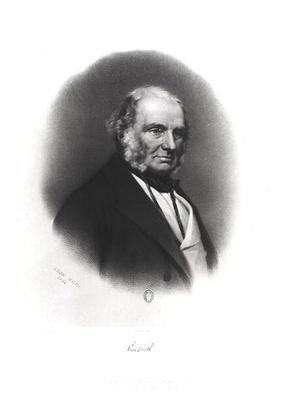 Portrait of Lord John Russell