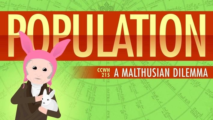 Population, Sustainability, and Malthus | Crash Course World History