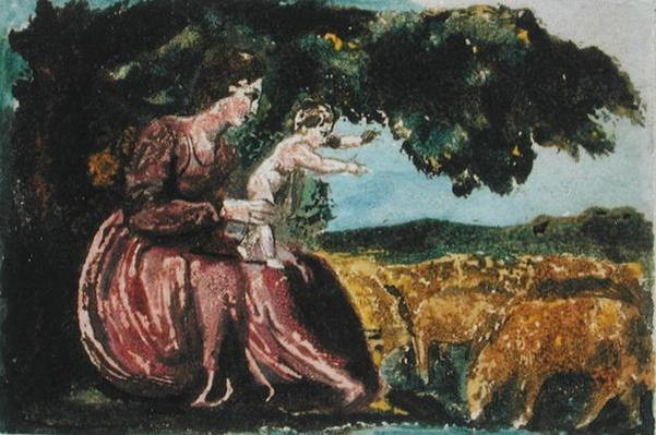 Spring, from 'Songs of Innocence', 1789