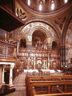 Interior view, built 1877-79
