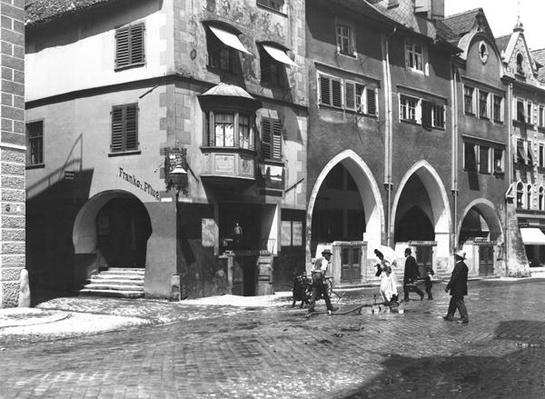 A view of Lindau, c.1910