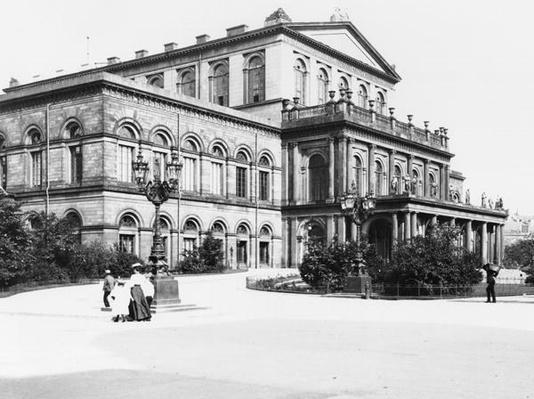 The Theatre at Hannover, c.1910