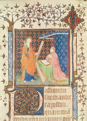 Ms 35 fol.17v Jean de France
