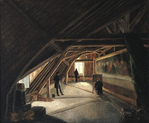 The Attic of a Museum