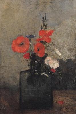 Flowers, 1857