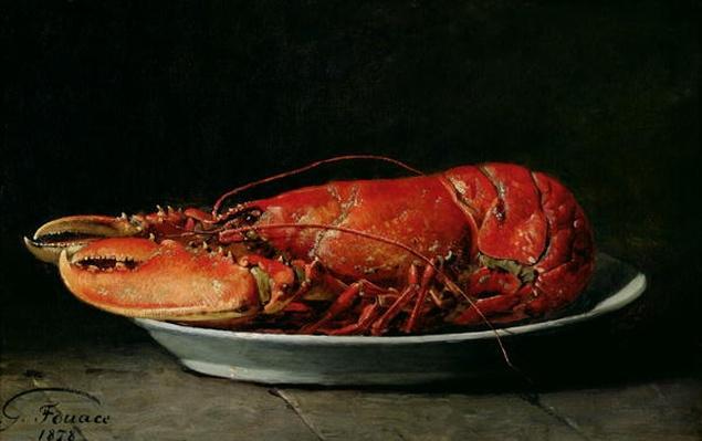 Lobster, 1878