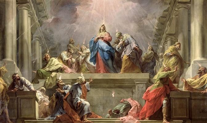 Pentecost, 1732