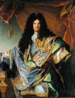 Portrait of Philippe de Courcillon