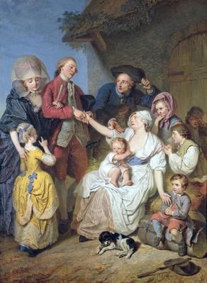 Charity, 1777