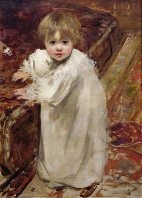 Colette's First Steps, 1895