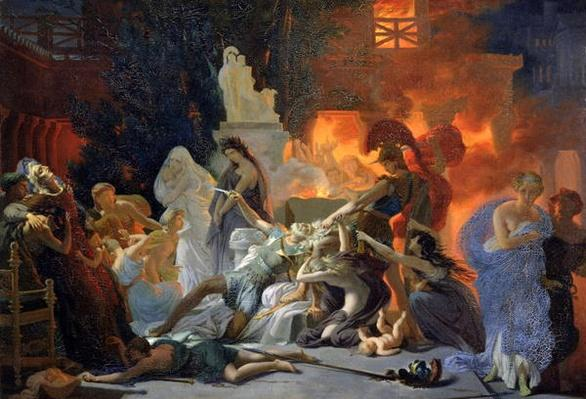 The Death of Priam, c.1817