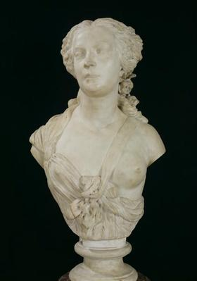 Bust of Madame Sabatier, 1847