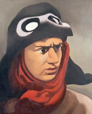Portrait of Guynemer, 1921-23