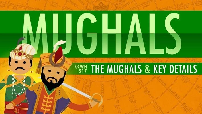 The Mughal Empire and Historical Reputation | Crash Course World History
