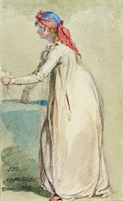 Mrs Morland's Portrait, c.1800-04