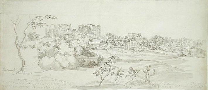 Kenilworth Castle, 1807
