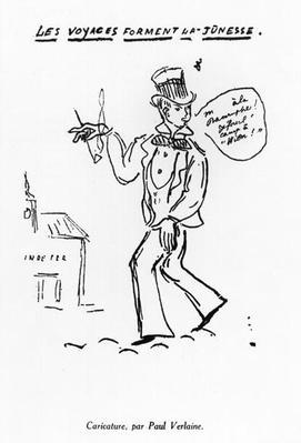 'Les Voyages forment la jeunesse', Arthur Rimbaud