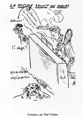 'La Musique adoucit les moeurs', Arthur Rimbaud