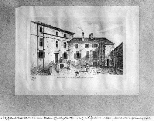 Jean de La Fontaine's