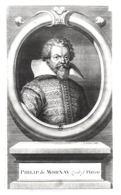 Philip de Mornay, Count of Plessis