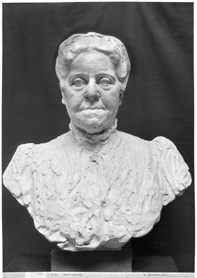 Bust of Madame Marie Laurent