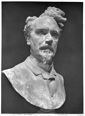 Bust of Henri Rochefort