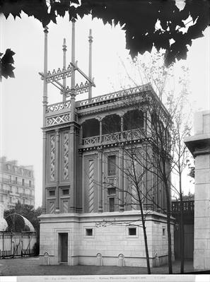 Phoenician House, Universal Exhibition, Paris, 1889