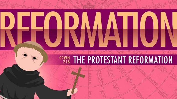 Luther and the Protestant Reformation | Crash Course World History