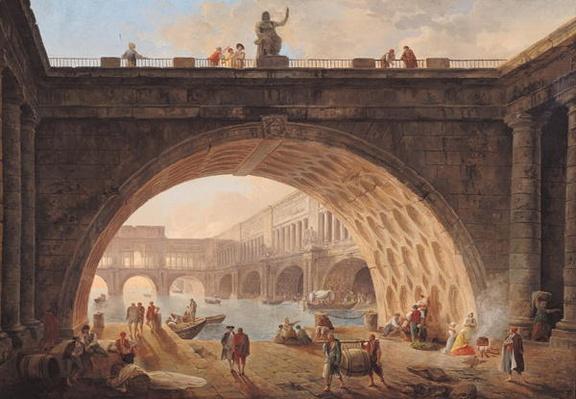A Port, c.1760