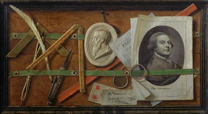 Trompe l'Oeil, 1785