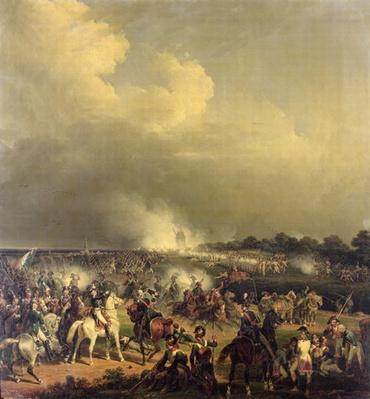 Battle of Boussu, 3rd November 1792, 1845