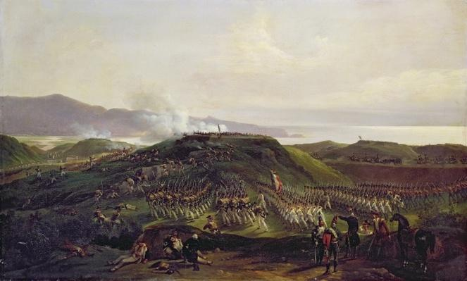 Battle of Croix des Bouquets, 23rd June 1794, 1836