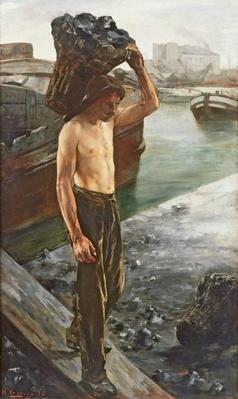 The Coal Carrier, 1882