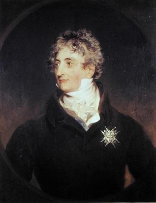 Portrait of Duke Armand-Emmanuel de Richelieu