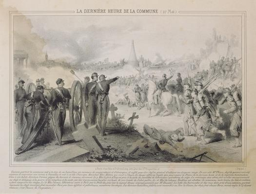 The Last Hour of the Commune, 27th May 1871